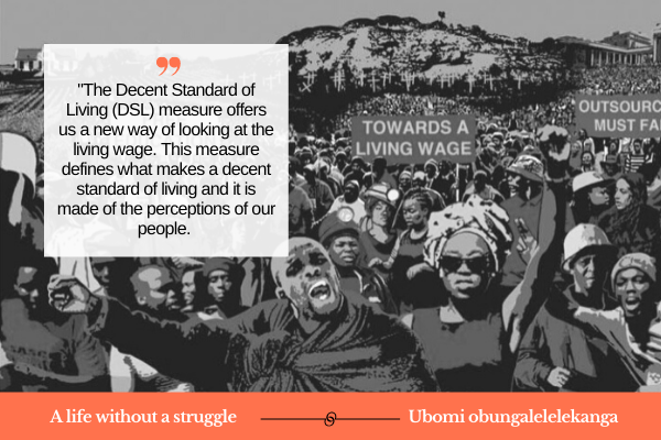 Long live the living wage - dsl